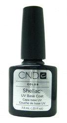 CND Shellac Uv Base Coat nail polish