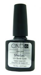 CND Shellac Uv Base Coat nail polish