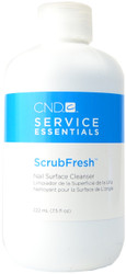 CND Shellac Scrub Fresh Nail Surface Cleanser (222 mL / 7.5 fl. oz.)