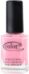 Color Club Blushing Rose nail polish