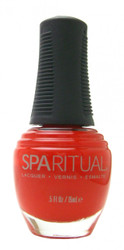 Spa Ritual Poppy  nail polish