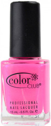 Color Club Electro Candy nail polish