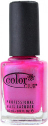 Color Club Ultra Violet nail polish