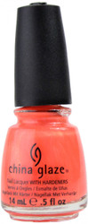 China Glaze Flirty Tankini nail polish