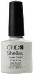 CND Shellac Silver Vip Status (Sheer)