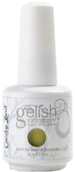 Don'T Be Such A Sourpuss (15mL UV Polish) by Gelish