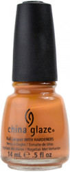 China Glaze Desert Sun nail polish