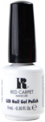 White Hot (LED or UV Polish) by Red Carpet Manicure
