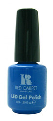 Who Are You Wearing (LED or UV Polish) by Red Carpet Manicure