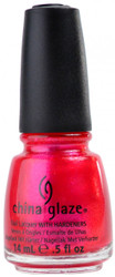China Glaze 108 Degrees nail polish