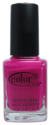 Color Club Raspberry Rush - Scented Nail Polish nail polish