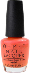 OPI Hot And Spicy nail polish
