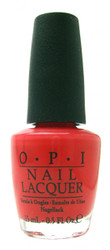 OPI Opi On Collins Ave nail polish