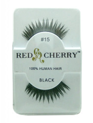 Red Cherry Lashes # 15 Red Cherry Lashes (Black)