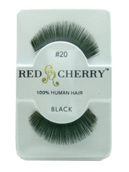 Red Cherry Lashes # 20 Red Cherry Lashes (Black)