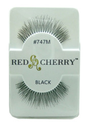 Red Cherry Lashes # 747M Red Cherry Lashes (Black)