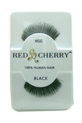 Red Cherry Lashes # 66 Red Cherry Lashes (Black)
