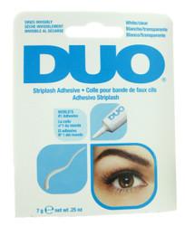 Duo Eyelash Adhesive Duo Clear Striplash Adhesive  / Glue (0.25 oz)