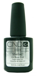 CND Shellac Large UV Base Coat (0.42 fl. oz. / 12.5 mL)