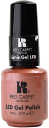 Red Carpet Manicure Shimmery Silhouette