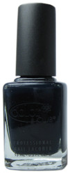 Color Club Naughtycal Navy nail polish