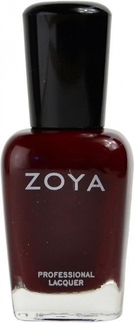 Zoya Sam nail polish