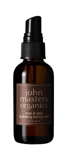 Rose And Aloe Toning Mist (4fl.oz) by John Masters Organics
