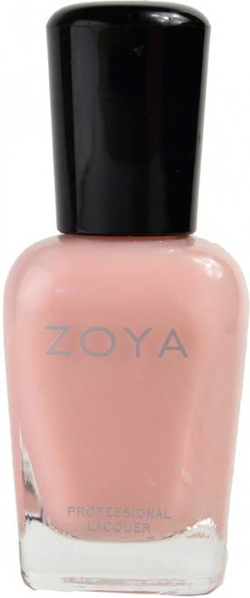 Zoya Scarlet nail polish