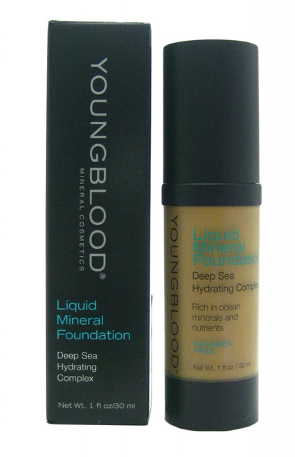 Liquid Mineral Foundation (30mL) by Youngblood