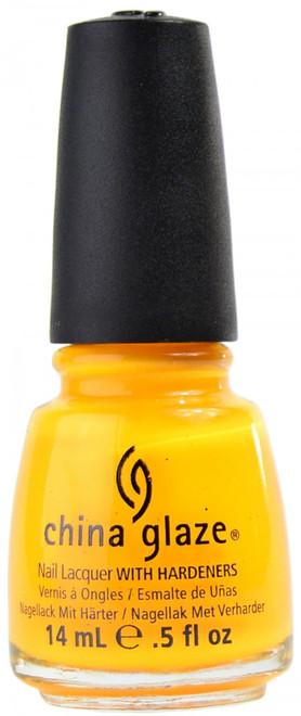 China Glaze Sun Worshiper nail polish