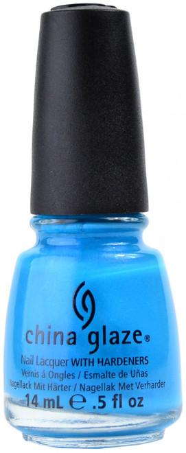China Glaze Towel Boy Toy nail polish