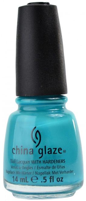 China Glaze Four Leaf Clover nail polish