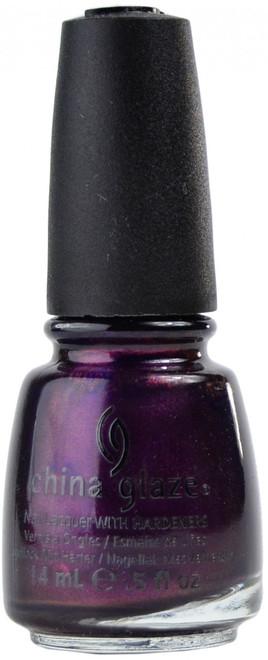 China Glaze Let's Groove nail polish