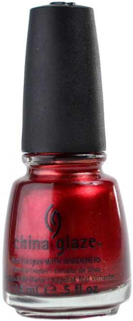 China Glaze Long Kiss nail polish