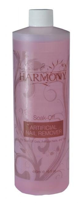 Gelish Soak Off Artificial Nail Remover (480 mL / 16 Fl. oz)