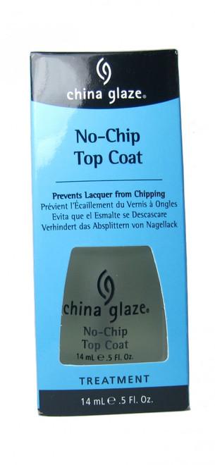 China Glaze No-Chip Topcoat nail polish