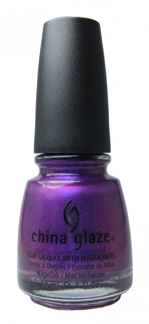 China Glaze Senorita Bonita nail polish