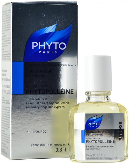 Phyto Phytopolleine Botanical Scalp Treatment (25 mL/ .8 fl. oz.)