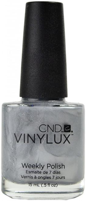 CND Vinylux Silver Chrome (Week Long Wear)