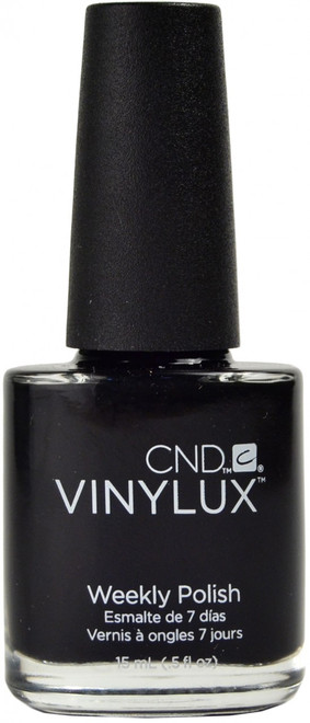 CND Vinylux Black Pool (Week Long Wear)