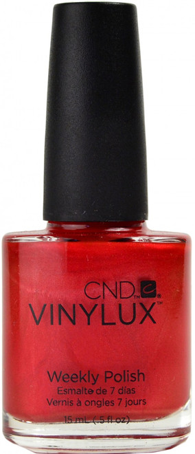 CND Vinylux Hot Chilis (Week Long Wear)