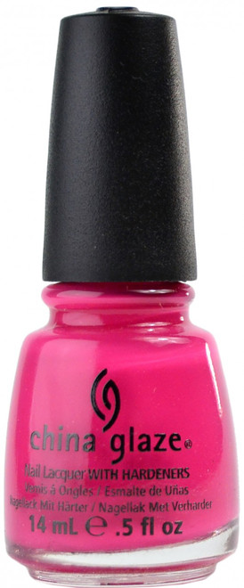 China Glaze Make An Entrance nail polish