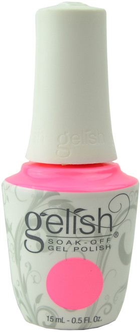 Gelish Make You Blink Pink (Neon)