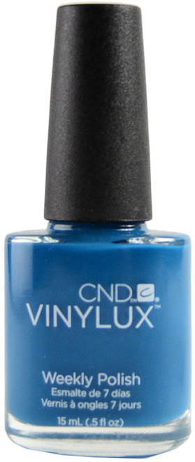 CND Vinylux Blue Rapture  (Week Long Wear)