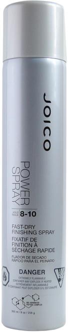 JOICO Power Spray Fast-Dry Finishing Spray (10 fl. oz. / 300 mL)
