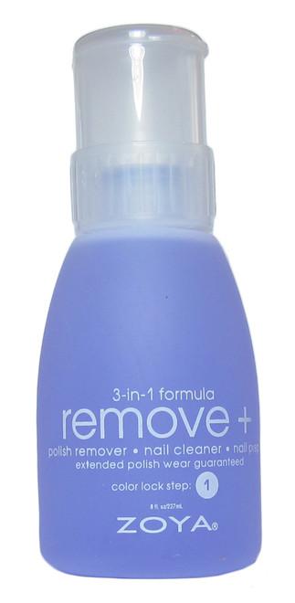 Zoya Remove+ Polish Remover (8oz / 237mL) nail polish