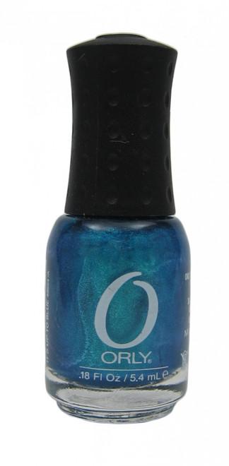 Orly It's Up To Blue (Mini) nail polish