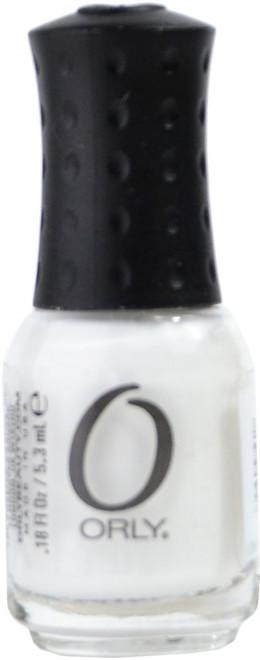 Orly White Tip (Mini) nail polish