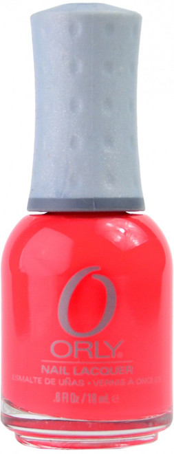 Orly Hot Shot nail polish