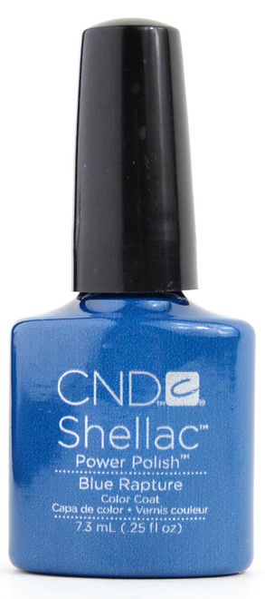 Blue Rapture  (UV / LED Polish) by CND Shellac